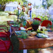 Tips on Decorating Garden for Party