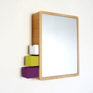 Precious Mirror by Les M Design Studio