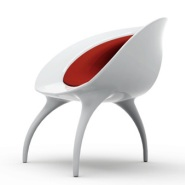 Qi Dian Chair by Benoit Lienart