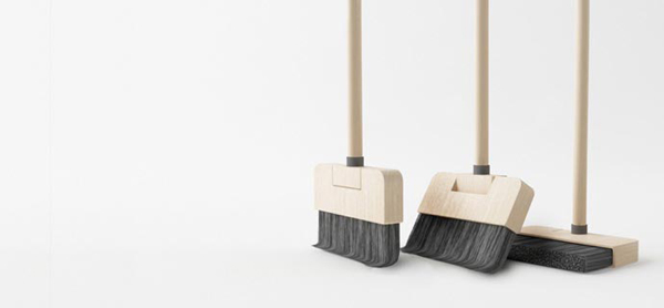 Red Dot Design: Standing Broom by Poh Liang Hock