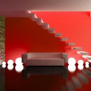 Red Interior Design Ideas