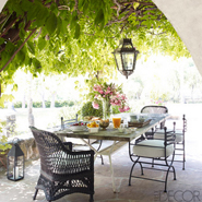 Reese Witherspoon&#8217;s Ojai Home In Elle Decor September 2012