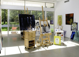Remodeling Ideas: Home Art Studio