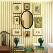 Remodeling Tips: Painting Stripes