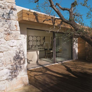 Renovated And Extended Saracen Trullo by Luca Zanaroli