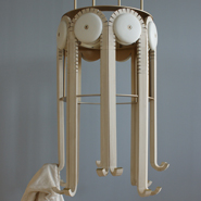 Respond Mechanical Coat Rack by Nicole Schindelholz