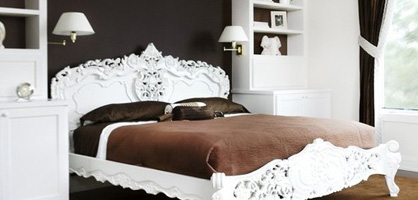 Rococo-Inspired Bedroom Design Ideas