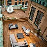 Rooftop Terrace/Deck Design Ideas