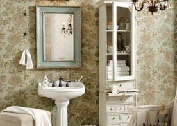 Shabby Chic Bathroom Remodeling Ideas