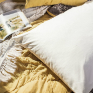 The SleepClean Pillowcase Kills Bacteria With Silver Threads