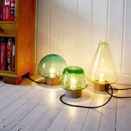 Skog Lamps by Caroline Olsson