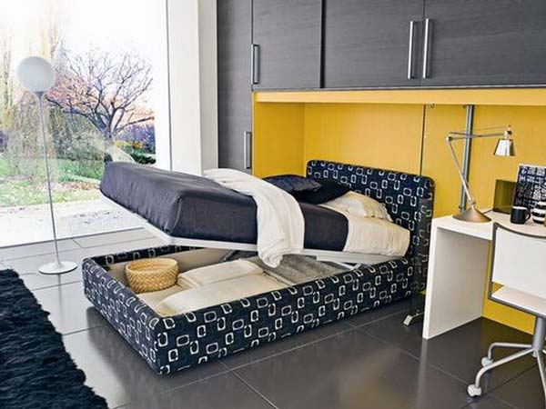 Small Apartment Bedroom Designs Ideas | InteriorHolic.