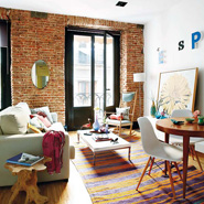Madrid Apartment: Fusion of Styles