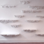 Snarkitecture Rocky Shelves