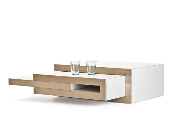 Space Saving REK Coffee Table