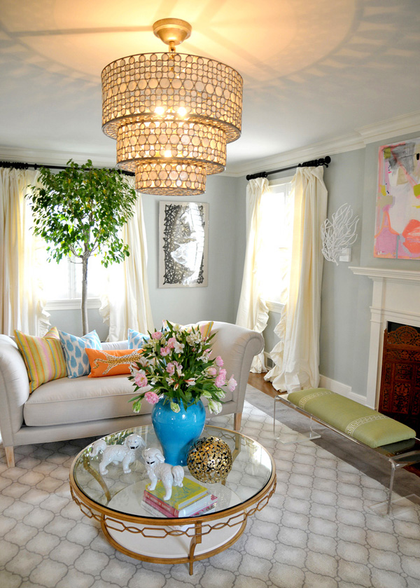 Spring Home Decorating Ideas | InteriorHolic.