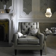 Stylish Gray Interiors