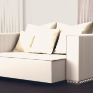 Stylish: LUV Modular Sofa
