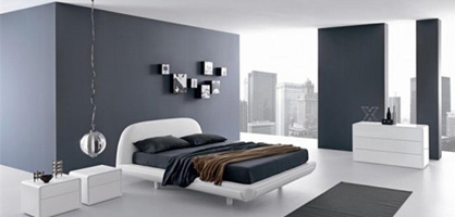 Stylish Minimalistic Bedroom Designs