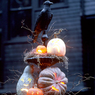 Stylish &#038; Spooky Halloween Outdoor Decoration Ideas