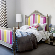 Stylish Striped Interiors