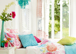 Teen Room Remodeling: Colorful Bright Ideas
