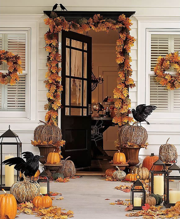 Thanksgiving decor ideas dream house experience How to decorate your house for thanksgiving