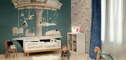 Themed Kids Room Design Ideas