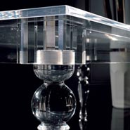 Transparent Elegance: New Generation Furniture