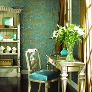 Turquoise Color In Interior Design