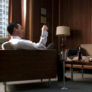 TV Show Set: Mad Men Interior Designs