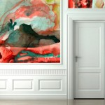 unique-wall-art-with-watercolor-wallpaper-3