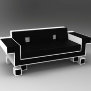 Video Games Inspired Furniture