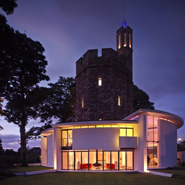 Water Tower Transformed Into Modern Residence