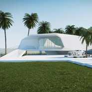 Wave House Design Concept By Gunes Peksen