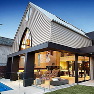 1892 Church Converted Into Modern Home