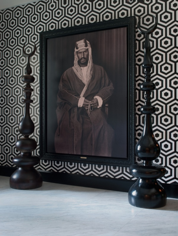 Interior design for Saudi Prince's Palace