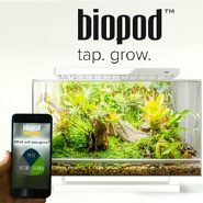 This App-Controlled Biopod Allows You Grow Anything At Home