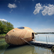 Exbury Egg – Workspace On Water
