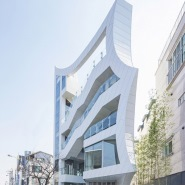 IROJE KHM Architects' Exciting Angular Buildings
