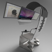 Top 10 Hi Tech Chair Designs & Concepts