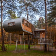 Treehouse by Baumraum For Sappi
