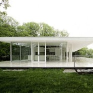 Unusual Architecture: House With Transparent Walls